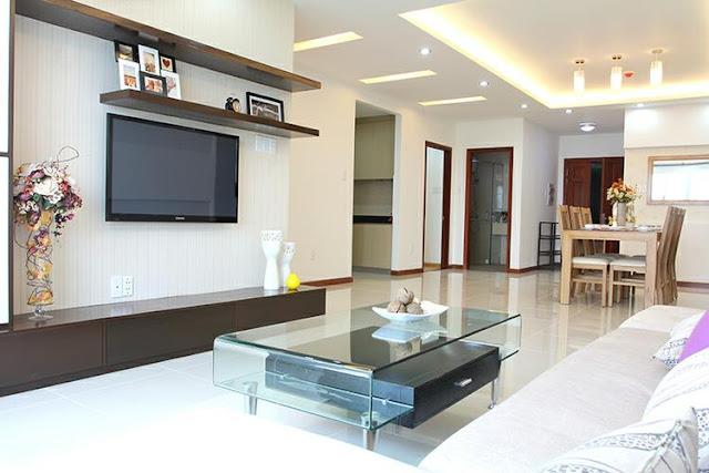 nhà mẫu căn hộ Homyland 3