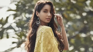 nora fatehi is most followed moroccan artiste