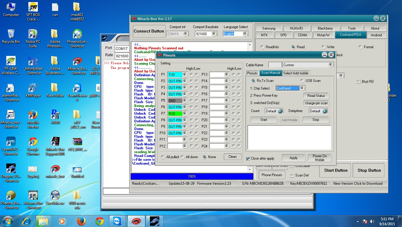 Coolsand Driver Gsmhosting