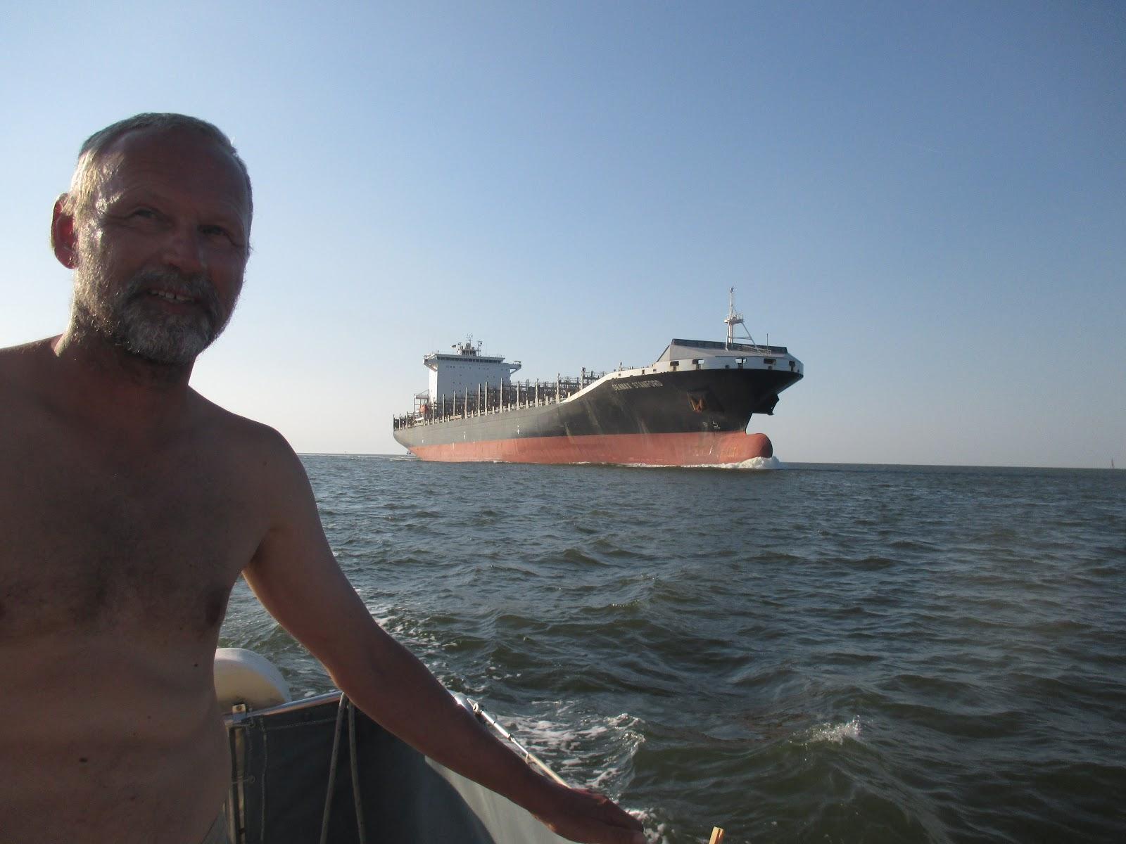 Christoph geht segeln for Makulatur streichen