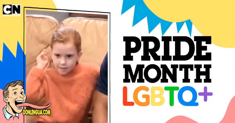 Cartoon Network lanza campaña infantil en apoyo a los movimientos LBGT