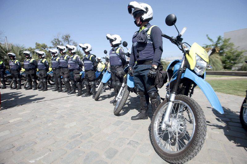 Cómo operará la patrulla nocturna motorizada de Santiago