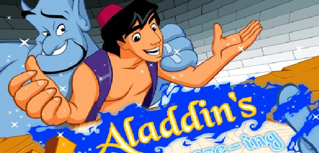 تحميل لعبة علاء الدين Aladdin لعبة المغامرات لاجهزة الكمبيوتر