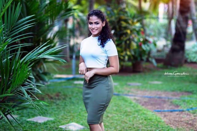 Sri Lankan Teledrama Actress