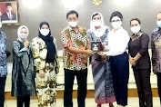 Terima Kunker Komisi IX DPR RI, Kandouw Pastikan Pengawasan Terhadap TKA di Sulut