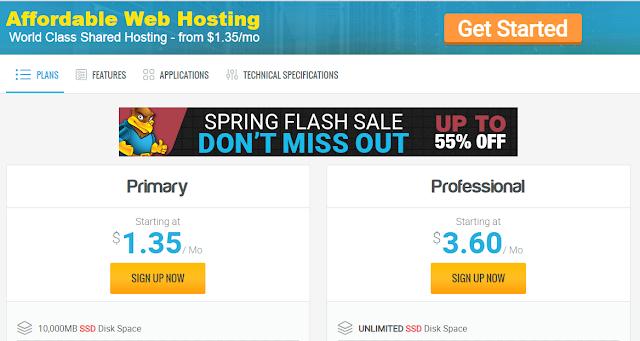 Mã giảm giá cho hosting Hawhost lên đến 60% Tháng 6/2019