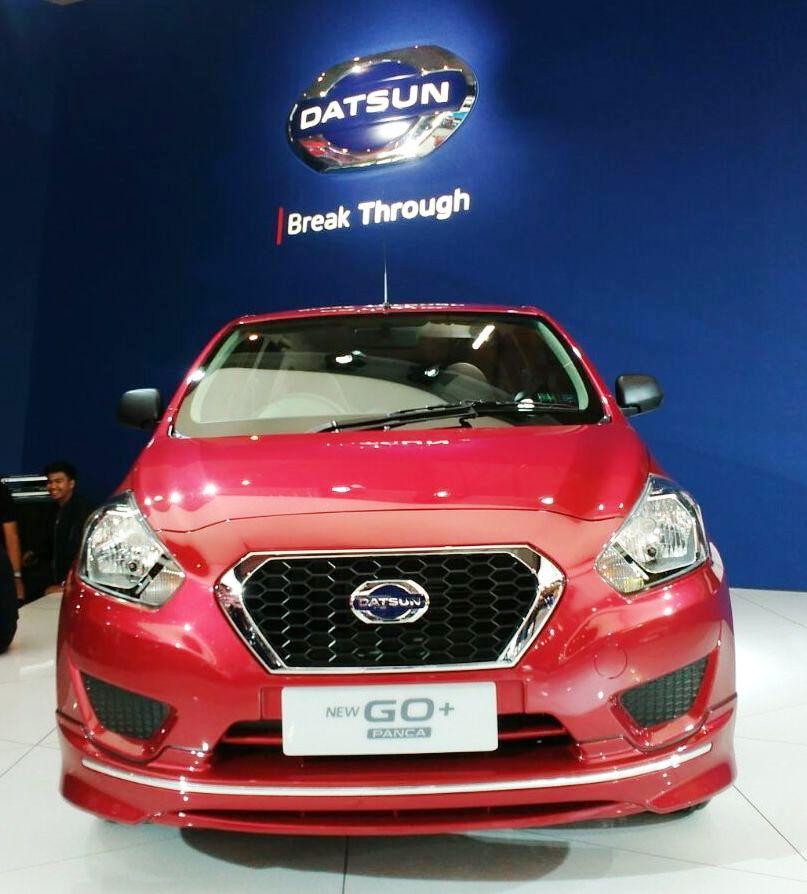 Harga Kredit Mobil Datsun Go - Showroom Nissan Datsun ...