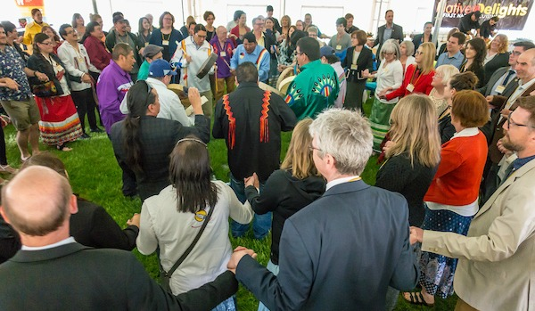 Partnership with National Centre for Truth and Reconciliation