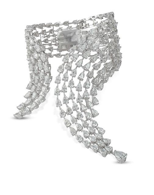 Forevermark Bracelet by Anmol  Jewellers