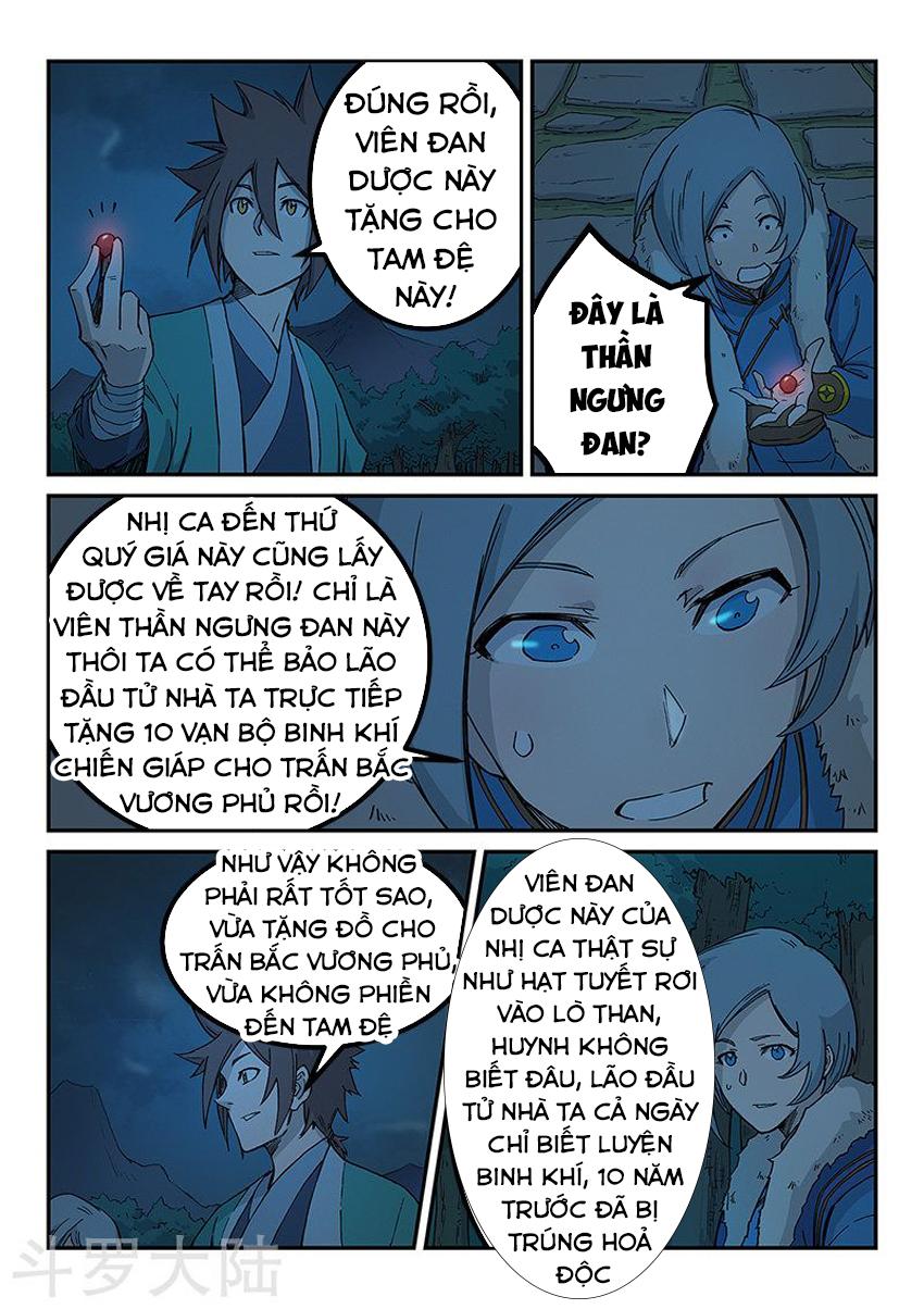 Tinh Võ Thần Quyết Chapter 261 video - Hamtruyen.vn