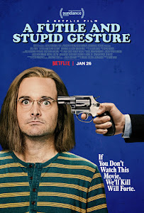 A Futile and Stupid Gesture Poster