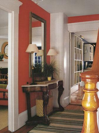 Luster Interiors Orange Crush