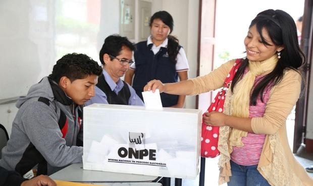 estos son los hitos electorales que se cumplen mañana 12 de octubre