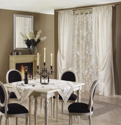 Design interior case vile cu perdele stil clasic Constanta - Designer de Interior Constanta