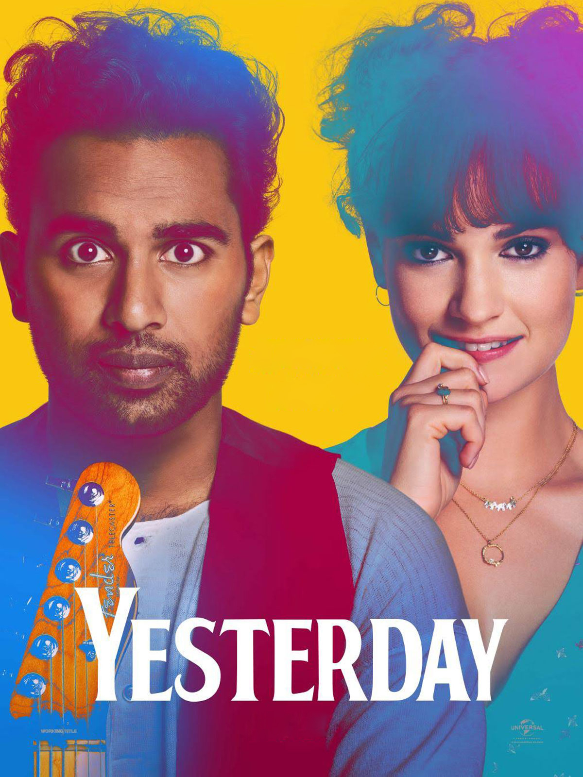 Yesterday [2019] [DVDR] [NTSC] [Latino]