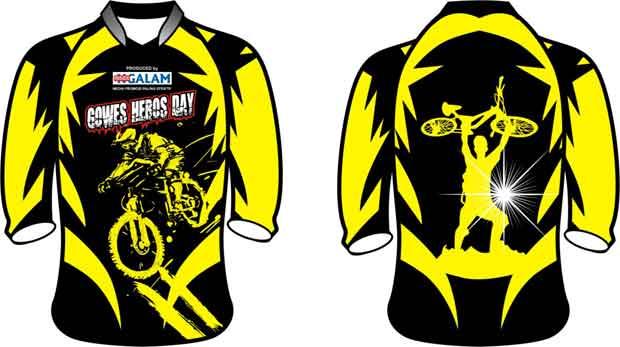 Jersey Kuning Fun Bike Hari Pahlawan Sudah Bisa Dipesan