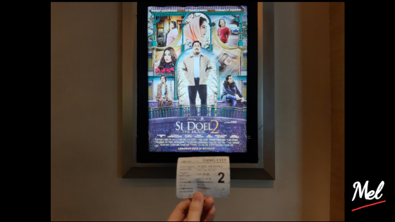 Review Film: Si Doel The Movie 2 - Catatan Mel