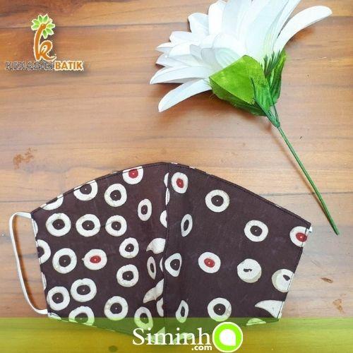 Masker Batik Motif 4 - Kinasih Batik