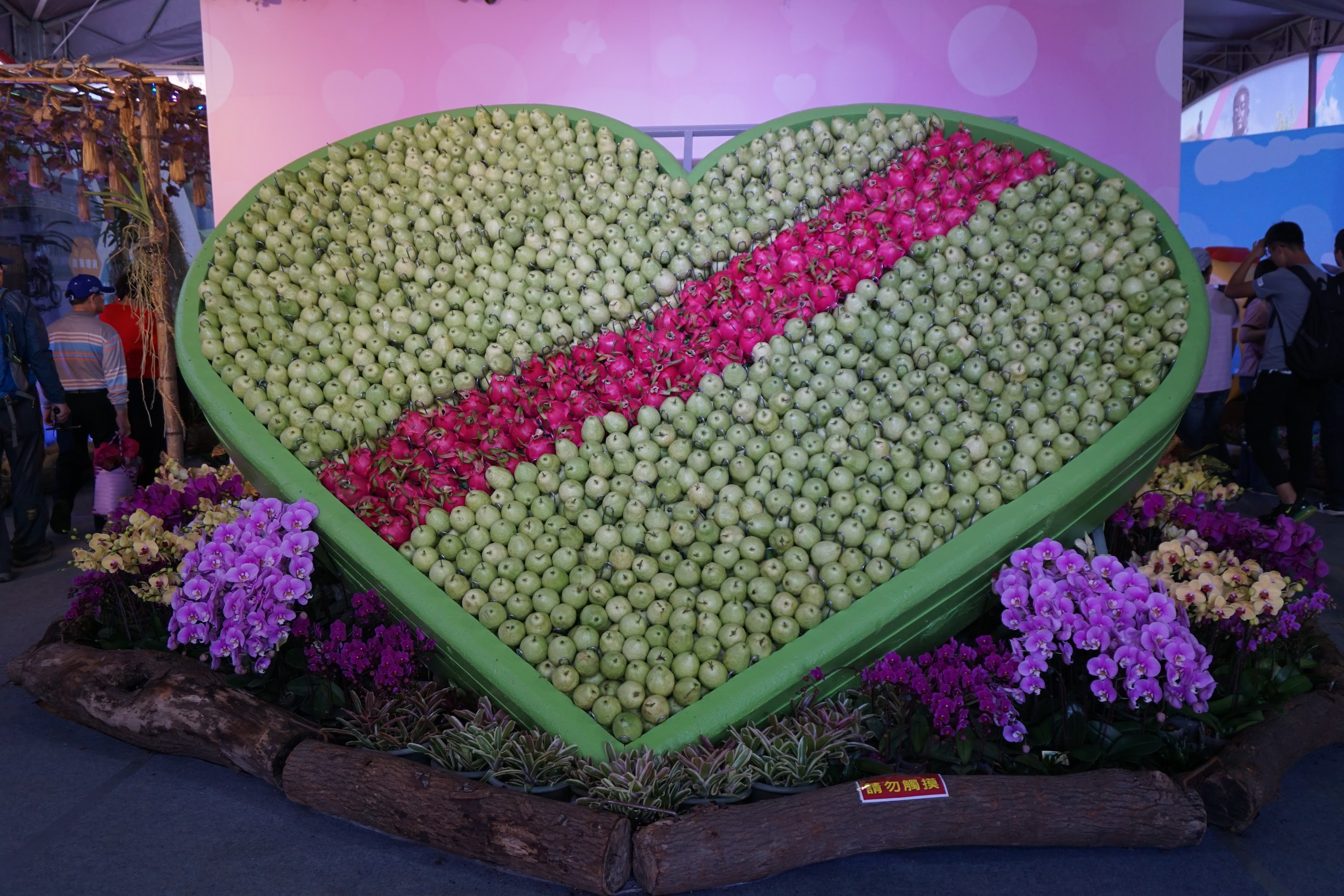 2019台中國際花毯節