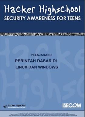 Hacker Highschool Seri 2 - Perintah Dasar di Linux dan Windows