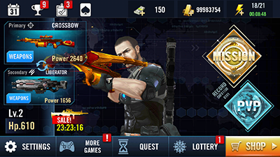 Game Elite Killer SWAT Mod Apk - Droidtuanku