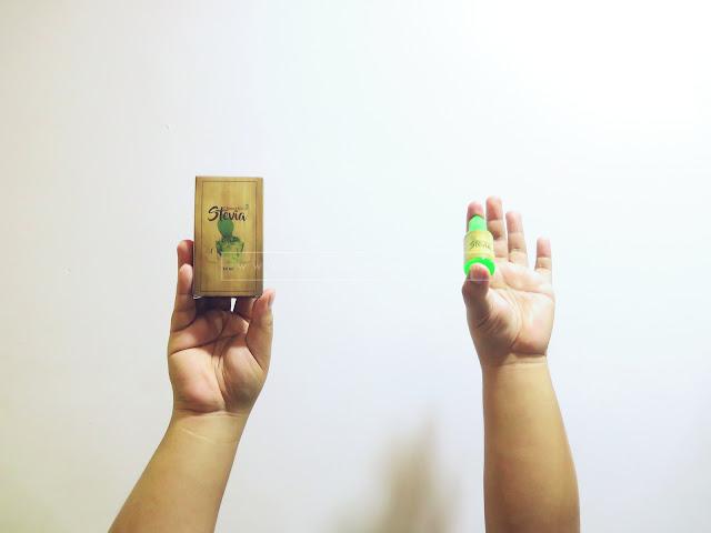 Stevia GlamoHealth Pengganti Gula Dalam Minuman Anda!