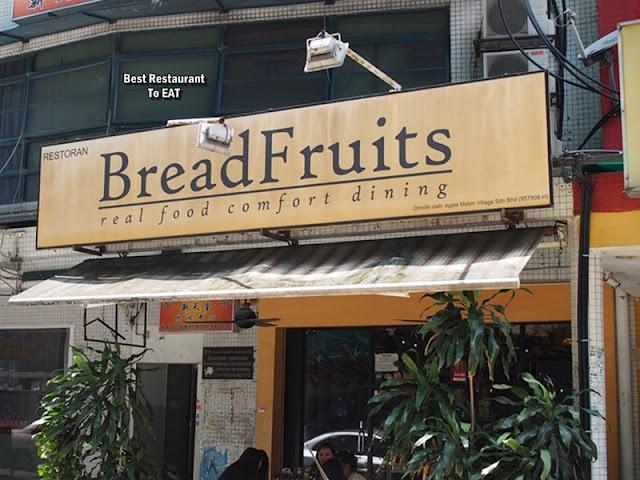 BREAD FRUITS @ DESA SRI HARTAMAS KUALA LUMPUR