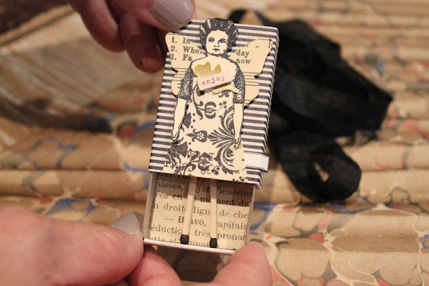 Artful Play Matchbox & Paper Doll Projects