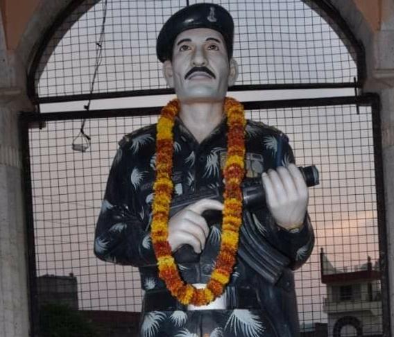 सोमवार को शहीद होशियार सिंह सामोता कि 19वीं पुण्यतिथि पर होगा योद्धाओं का सम्मान