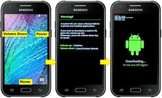 Cara Mengatasi Samsung SM-J100H (Galaxy J1) Mati Total Terlengkap