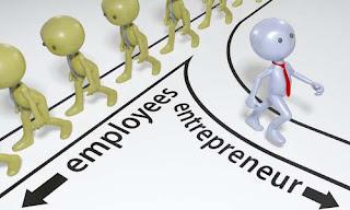 Perbandingan Usaha Sendiri Vs Karyawan