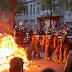 Berlin: Anti-Semitism and 93 police officers injured in May Day demonstration
