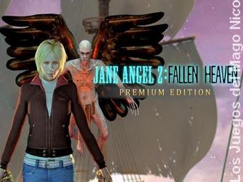 JANE ANGEL 2: FALLEN HEAVEN - Vídeo guía del juego A