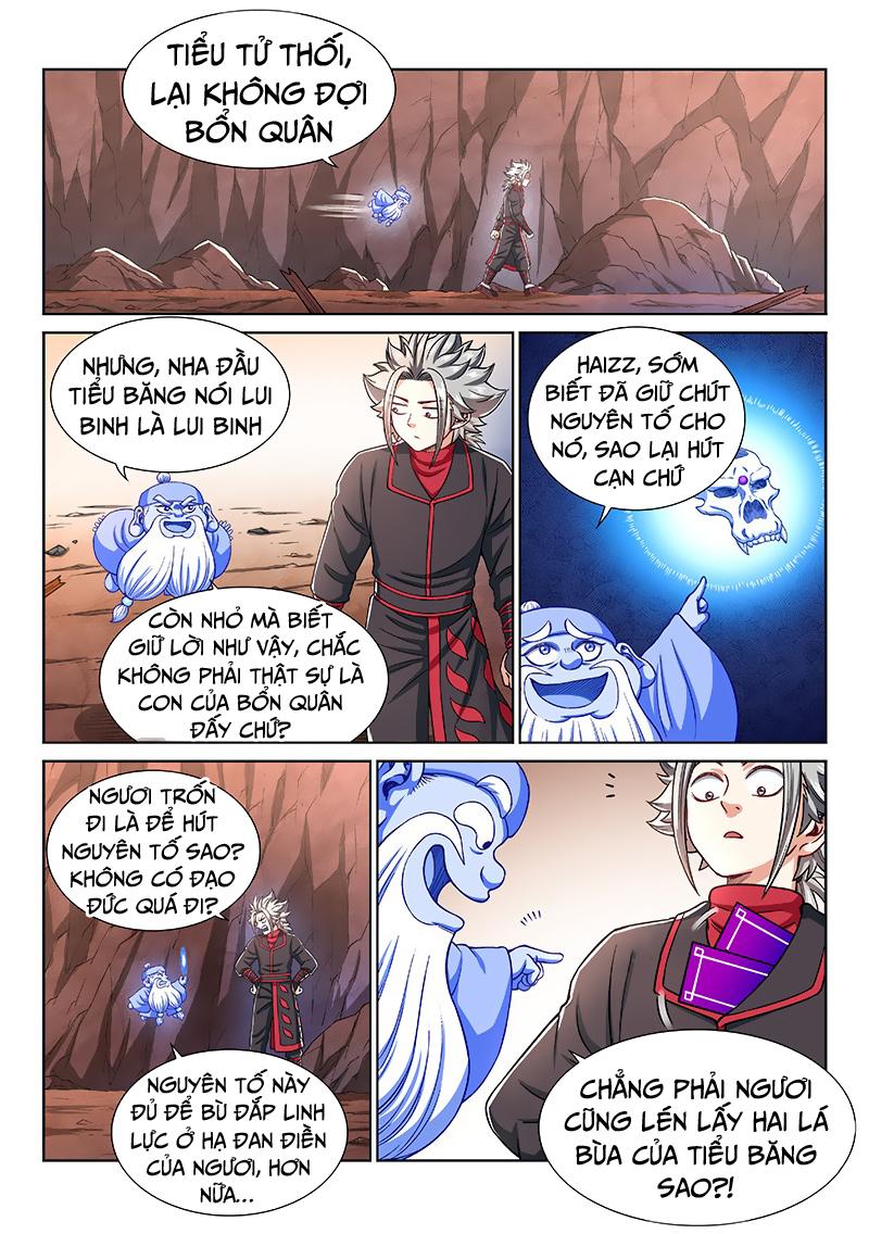 Ta Là Đại Thần Tiên chap 221 - Trang 12