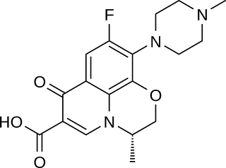 a synthetic broad-spectrum antibacterial agent