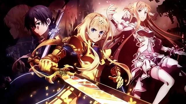 Sword Art Online: Alicization - War of Underworld 2 (S3 part 3) sub indo