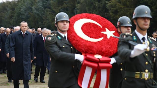 Ο αχαλίνωτος Ερντογάν και ο κίνδυνος δορυφοροποίησης της Ελλάδας από την Τουρκία