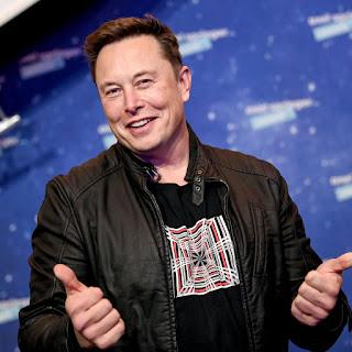 Elon Musk is a huge loss إيلون ماسك خسارة فادحة