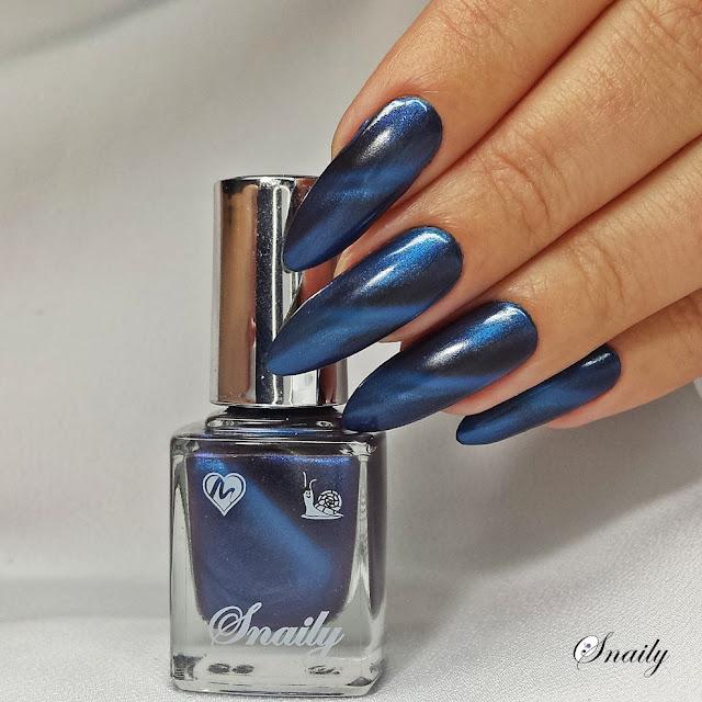 Snaily 5 - Niebieskie kocie oko