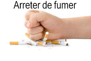 | ARRETER DE BOIRE ET DE FUMER