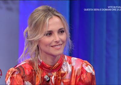 Francesca Fialdini da noi a ruota libera 29 novembre