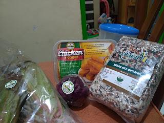 bahan pangan organik