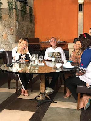 liana, Guimê, Lexa e Narcisa no 'Cardápio Surpresa' (Divulgação/SBT)