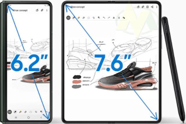 Berikut Harga dan Spek Samsung Galaxy Z Fold3 5G di Indonesia Yang Patut Anda Ketahui