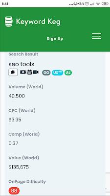 Seo tools free, gratis bagi pemula