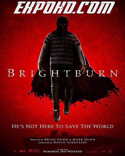 Bright burn 2019 BluRay 720p | HDRip x265 ACC 1.3Gb | Download
