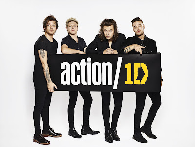 Louis, Niall, Harry and Liam for Action 1D