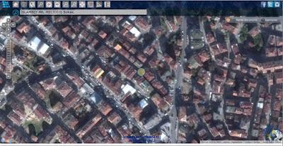 İstanbul haritadan parsel sorgulama