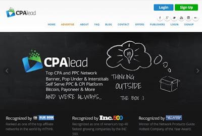 موقع Cpalead