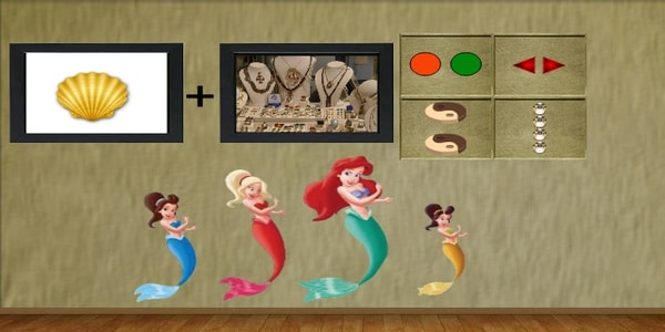 8bGames Mermaid Escape 2